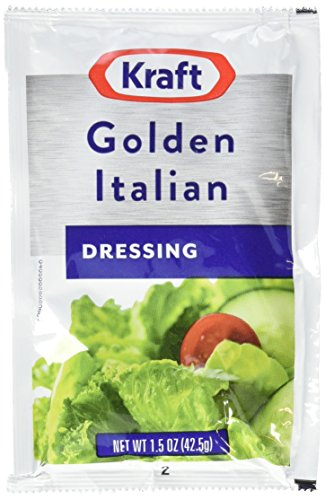 Kraft Golden Italian Dressing sachet product image