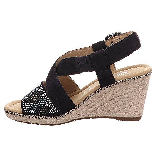 Shoe 82 Pazifik Womens Gabor 820 Bleu 5UBPaq