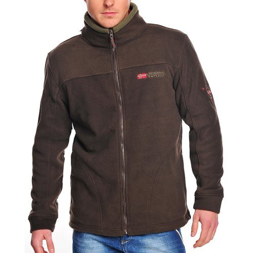 Geographical Norway Anapurna Outdoor Forro Polar Chaqueta ...