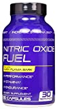 Nitric Oxide Fuel N.1 Effective Booster increase Energy, Stamina, Size, Physical Performance Extra Natural boost formula now with Muira Puama Increase Performance 90 Caps