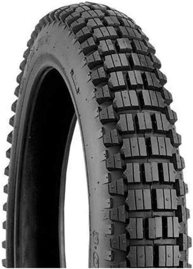 Duro 25-30719-325BTT HF307 Classic Front/Rear Tire - 3.25-19 , Position: Front/Rear, Rim Size: 19, Tire Application: All-Terrain, Tire Size: 3.25-19, Tire Type: Offroad, Tire Ply: 4
