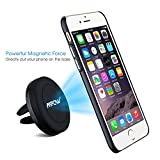 Mpow Car Phone Holder,Universal Air Vent Magnetic Car Mount...