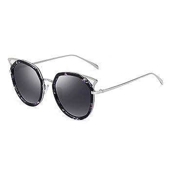 Gafas de sol Aviador Vogue UV Running polarizadas con Marco Grande para Ojos de Gato de