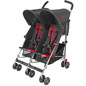 Amazon Com Maclaren Twin Triumph Double Stroller