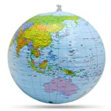 Gold Happy 30cm Geography Terrestrial Globe World Globe Map Ball Ornaments Fashion Home Office Decoration Craft Gift for Kids Toy