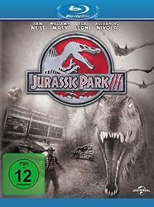 Jurassic Park 3 [Alemania] [Blu-ray]