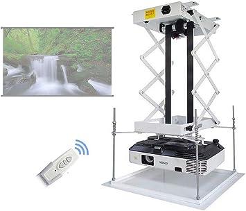 Amazon.com: CGOLDENWALL - Soporte de techo eléctrico para ...