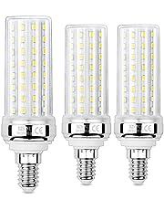 HZSANUE B22 LED Maïs Lampen 20W, 150W Gloeilampen Equivalent, 3000K Warm Wit,2000Lm, Bajonetdop LED Lampen,niet Dimbaar, Pakket van 3