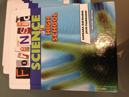 Forensic Science for High School 2nd Edition