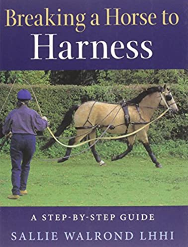 51bwyxXfL L._SX378_BO1204203200_ breaking the horse to harness a step by step guide sallie walrond