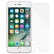 MoKo iPhone 8/iPhone 7 Screen Protector, [Tempered Glass][Oleophobic Coating][Bubbles-free] for Apple iPhone 8/7/6s/6, 4.7