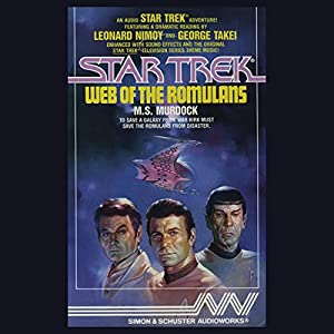 Star Trek: Web of the Romulans (Adapted) Audiobook