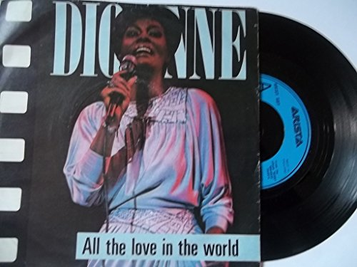DIONNE WARWICK All The Love in the World 7