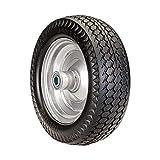 SLT 4.10/3.50-4LP Flat Free Wheelbarrow Tire on