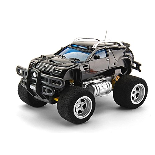 Lutema Tracer Overlord 4CH Remote Control Truck, Black from Lutema