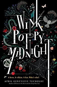 Wink Poppy Midnight by [Tucholke, April Genevieve]