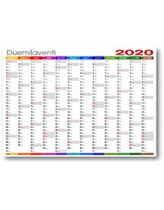Calendario Da Stampare Dicembre 2020.Calendari Da Muro Amazon It