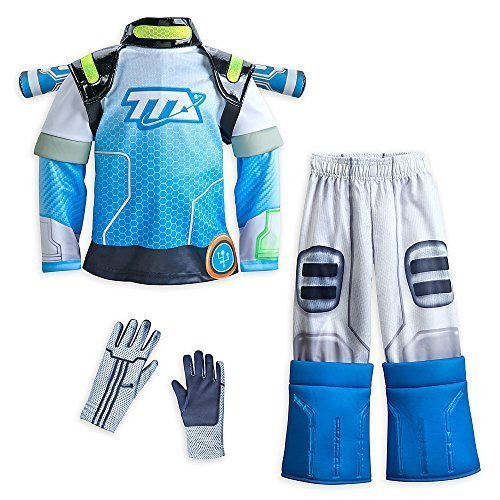 Disney Store Miles From Tomorrowland Light Up Costume Size XXS 3 3T