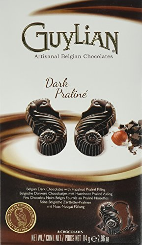 guylian-belgium-chocolates-8-piece-extra-dark-seahorse-truffles-dark-hazelnut-filling-296-ounce-pack