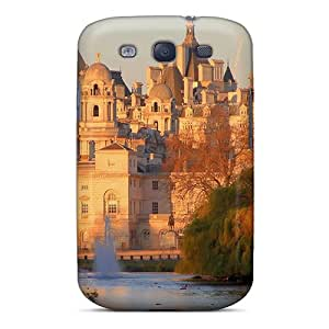New Premium Johnmarkpl Buckingham Castle Skin Case Cover Excellent Fitted For Galaxy S3