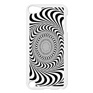 Geometric patterns YT8058915 Phone Back Case Customized Art Print Design Hard Shell Protection Ipod Touch 5