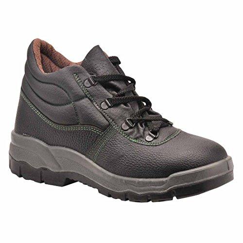PORTWEST FW21 Steelite™Work Boot S1 Black FW21BK-R38