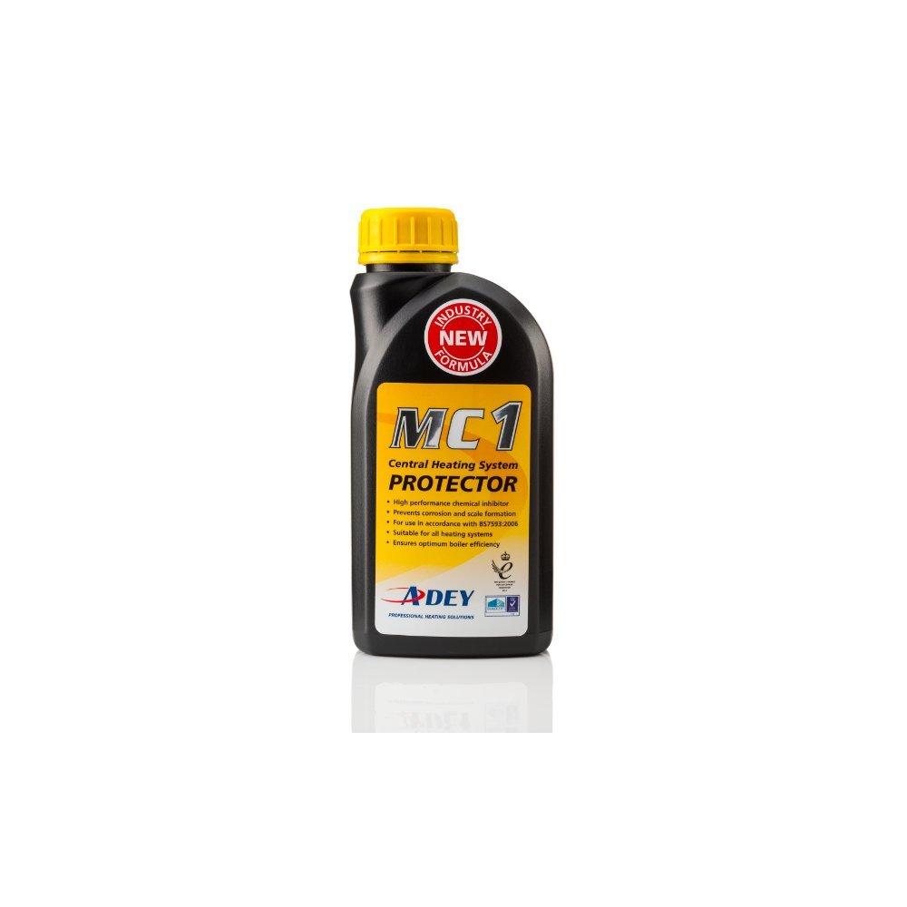 Adey 1 –  03 –  01669, liquide de protection pour installations de chauffage, 500 ml 500ml