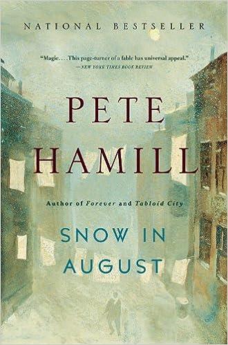 Pete Hamill Forever Pdf