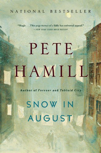 Snow Quilting (Snow in August: A Novel)