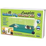 Ware Manufacturing Home Sweet Home Sunseed Guinea Pig Cage Starter Kit