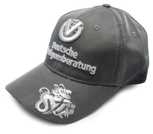 Michael Schumacher Grey DVAG Comeback Hat (Schumacher Hat)