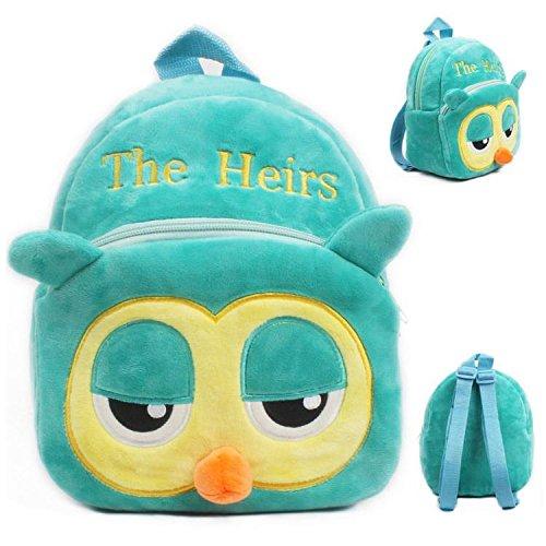 S'ELITE New Cute Cartoon Kids Plush Backpack Toy Mini School Bag Children's Gifts Kindergarten boy Girl Baby Student Bags Lovely Mochila (15)