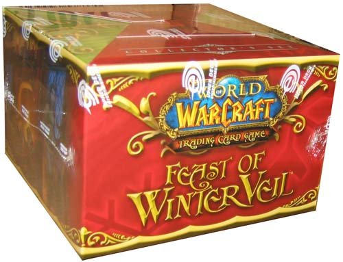 World of Warcraft Card Game – Feast of Winter Veil Set