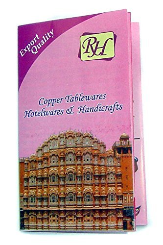 Rastogi Handicrafts Copper Joint less leak-proof Water storage Bottle for Health Benefit Set of 4 With One Insulated Bag (FREE) by Rastogi Handicrafts (Image #5)