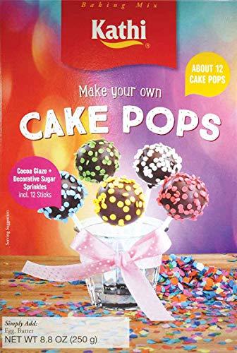Kathi Cake Pops Mix, 8.8 Ounce (Best Cake Mix For Cake Pops)