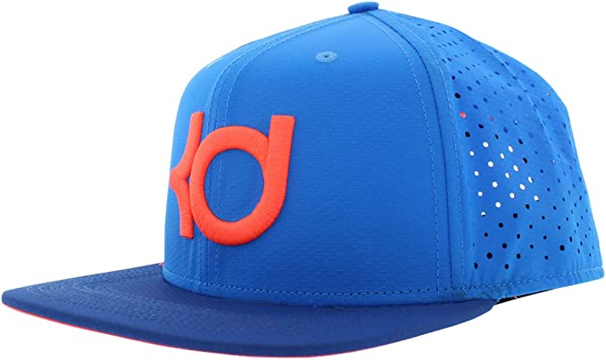 KD Cap Amazon.com: Nike Kd True Perforated Adult Snapback Hat One Size Blue:  Clothing