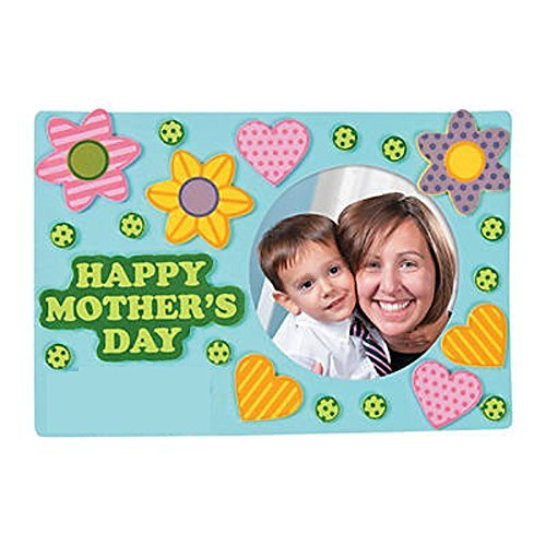 Happy Mothers Day picture frame Craft Kits  12 sets