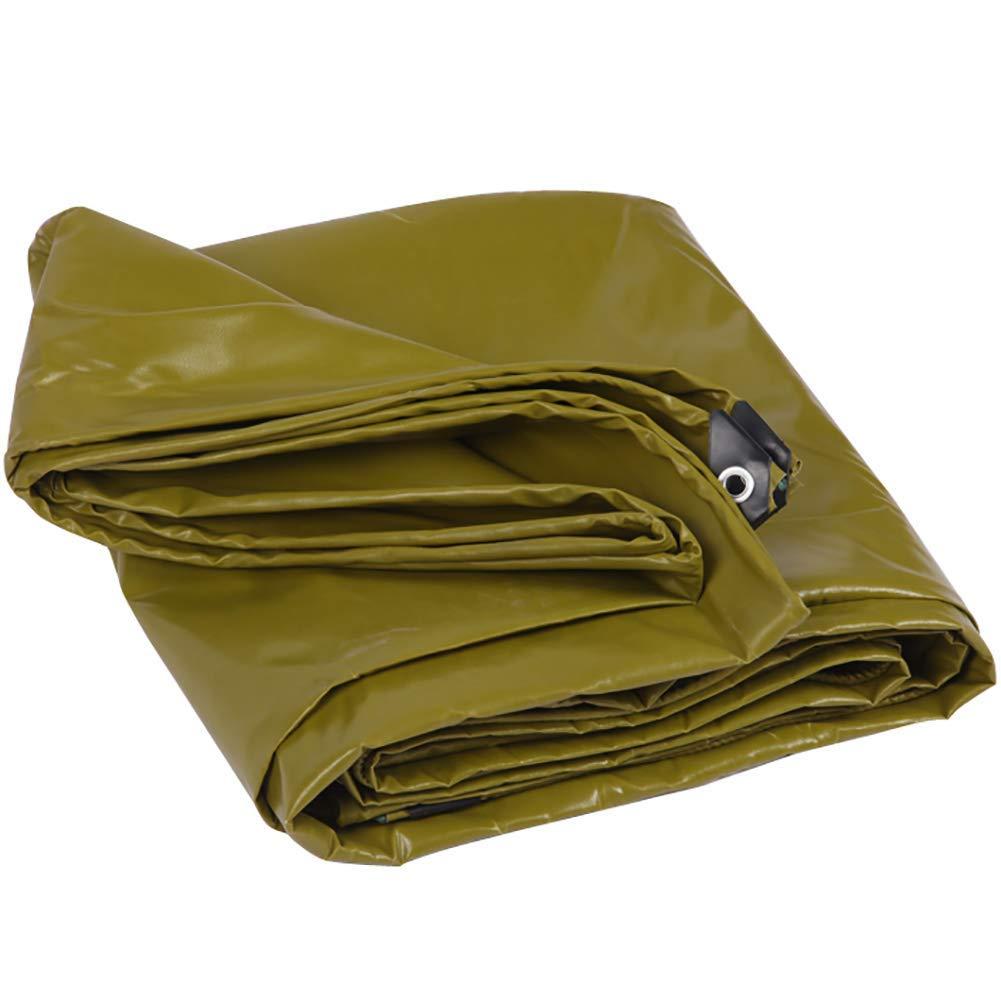 YINUO Regenschutz Tuch Verdickung Markise Tuch Tuch Schatten Oxford Tuch Sonnencreme Hochriegel Lkw Leinwand Plane Plane Plane (Größe   3.8x4.8m)