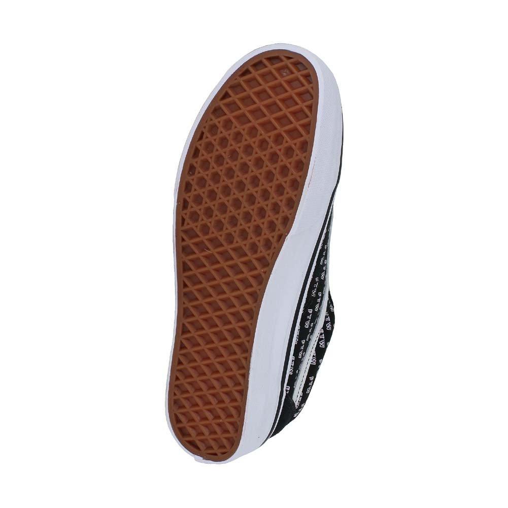 Vans Women's UA Old Skool Low-Top Sneakers, Black (Sayings Black), 5.5 UK 38 1/2 EU by Vans (Image #5)