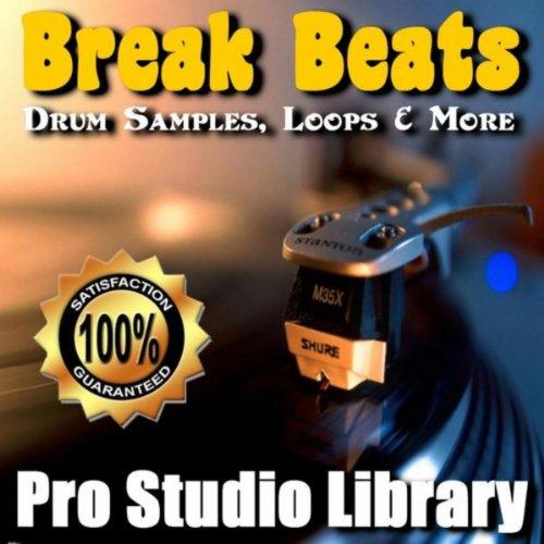 (Break Beats, Drum Samples, Loops And)
