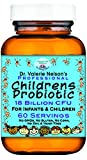 Professional Infant, Childrens & Kids Probiotic ~ 18 Billion CFU - 60 Servings For Immune and Digestion