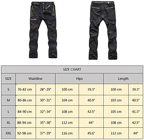 Negro medium muy ligeros transpirables para verano y primavera Pantalones de ciclismo de manga larga para hombre Outdoor Peak