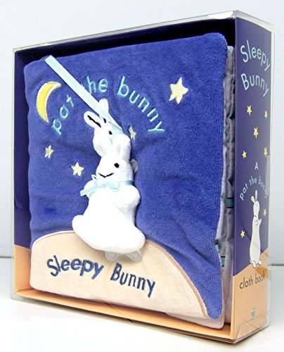 Sleepy Bunny (Pat the Bunny Cloth Book)