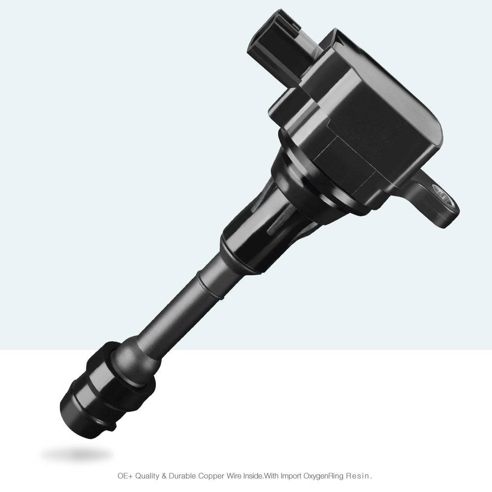Nissan Sentra X-Trail Nissan Sentra SE-R L4 2.5L Ignition Coil Packs of 4 for Nissan Altima
