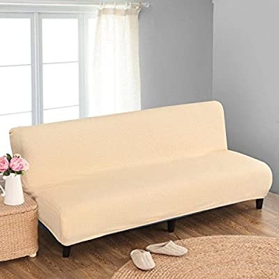 Amazoncom Stretch Sofa Covers Knitted Bed Type Universal Sofa Bed