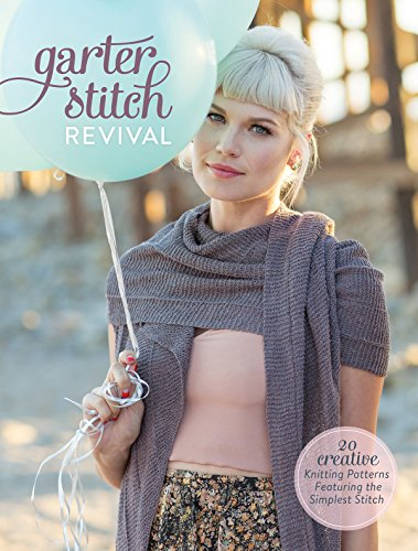 Long Cardigan Knitting Pattern - Garter Stitch Revival: 20 Creative Knitting Patterns Featuring the Simplest Stitch