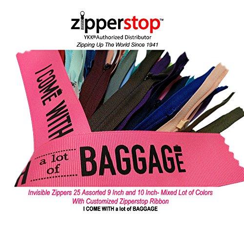 (Zipperstop Wholesale YKK®- 9
