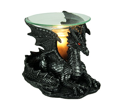 electric dragon oil warmer - 3