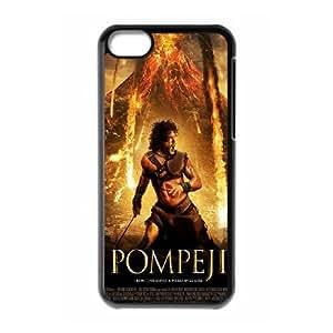 iPhone 5c Cell Phone Case Black Pompeii JSK638311