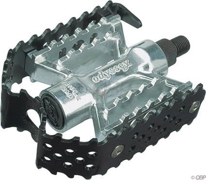 Odyssey Triple Trap Pedals Black